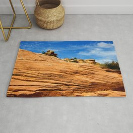 Ancient Rocks, Moab Rug