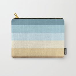 striped pattern Carry-All Pouch