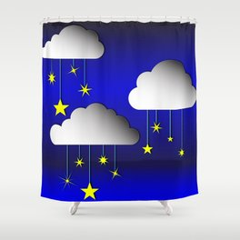 Sleep tight kiddo Shower Curtain