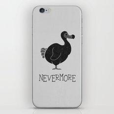 The Dodo iPhone & iPod Skin