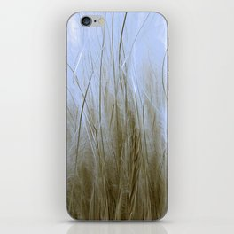 Feather Grass iPhone Skin
