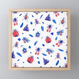 Bugs Framed Mini Art Print