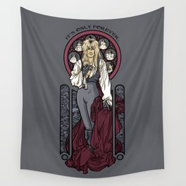 It's not long at all.... Wall Tapestry
