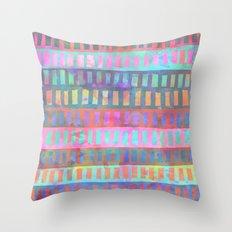 PATTERN {Geometric 002} Throw Pillow