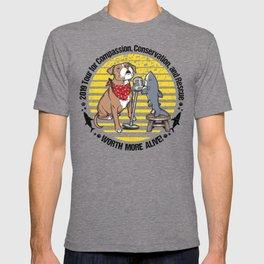 (v1) Worth More Alive! T-shirt