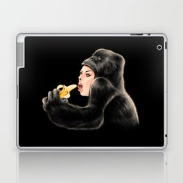 Banana is a favorite Laptop & iPad Skin