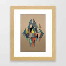 HOEK no.1 Framed Art Print