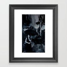 Sleight. Framed Art Print