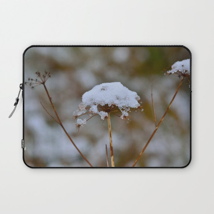 Snow Fall Laptop Sleeve