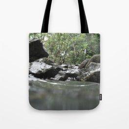 Fish's Take Tote Bag