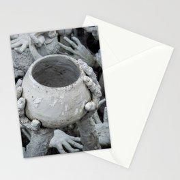 The White Temple - Thailand - 009 Stationery Cards