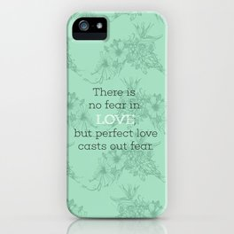 No Fear 02 iPhone Case