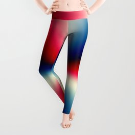 Red, White & Blue Leggings