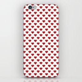 Love Pattern iPhone Skin