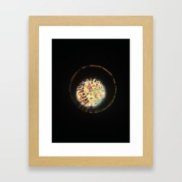 Cells Framed Art Print