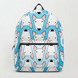 small gridlock duffle blue gradient Backpack