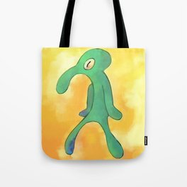 High Res Bold and Brash Repaint Tote Bag
