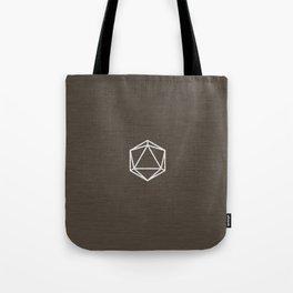 Icosahedron 1 Tote Bag