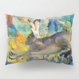 Hareplane Pillow Sham