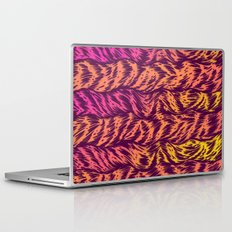 Fur Stripes Laptop & iPad Skin