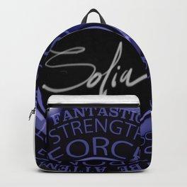My name is Sofia Backpack