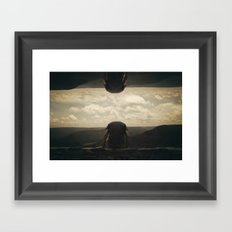 I'm Lost In Celebrating, I'm Not The Only One Framed Art Print