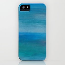 Ocean Mermaid Series, 4 iPhone Case