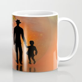 sky is on fire and I must go -2- Coffee Mug