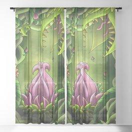 Plantera- Digital Sheer Curtain