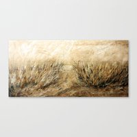 dune Canvas Prints featuring Dune by woman