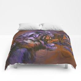 Gentle Roar Comforters