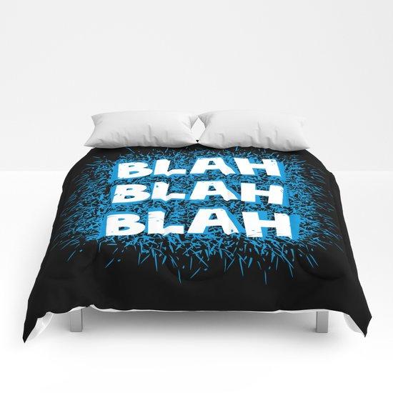 Blah blah blah Comforters