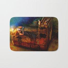 Ex Libris Bath Mat