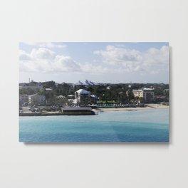 Bahamas Cruise Series 88 Metal Print