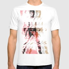 FPJ gin pomelo White MEDIUM Mens Fitted Tee