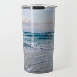 Calm Beach Travel Mug