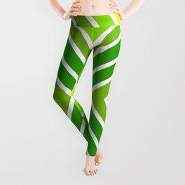 VooDoo Citrus Stripes 5 Leggings