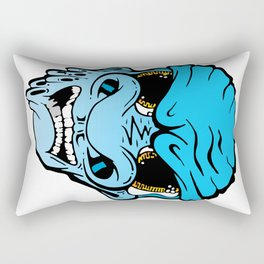 SKA face Rectangular Pillow