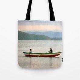 Titicaca 5 Tote Bag