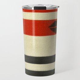 The Lady Vanishes Travel Mug