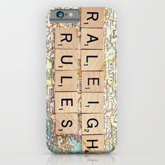 Raleigh Rules Slim Case iPhone 6s