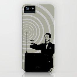 theramin iPhone Case