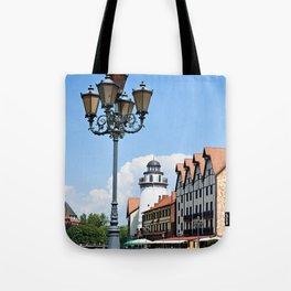 Place Fishing Village ethnographic Kaliningrad Tote Bag