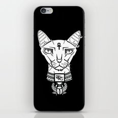 Bastet iPhone & iPod Skin