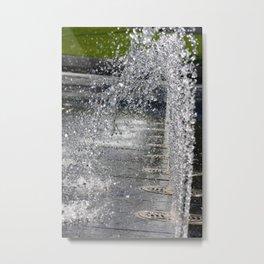 Water14 Metal Print