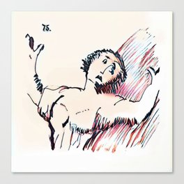 Los Caprichos ~ 75 ~ Unleash Us Canvas Print
