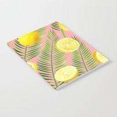 Lemons #society6 #decor #buyart Notebook