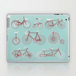 Pedal to the Mettle Laptop & iPad Skin
