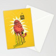 Nine Lives of Shame Stationery Cards