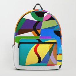Picasso's Child Backpack